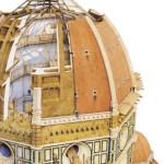 F. Brunelleschi - La cupola di S. M. del Fiore - Firenze